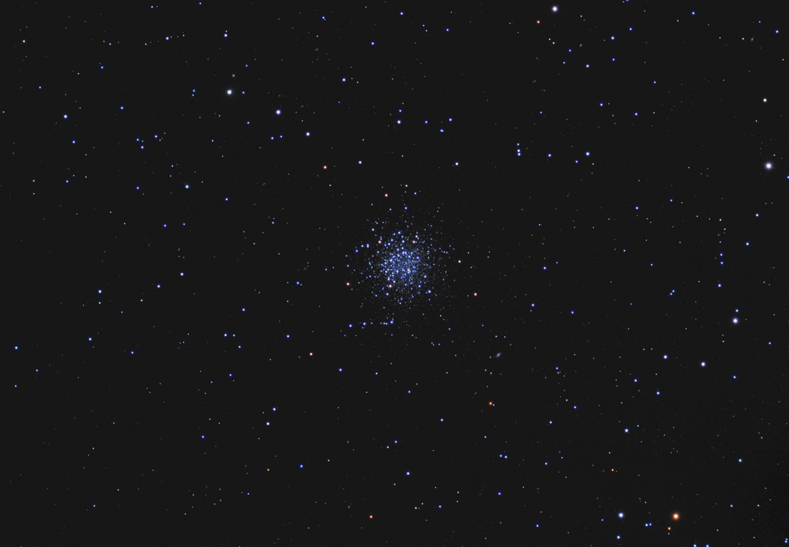 amas ngc5466 dans le bouvier NGC5466_francois_reduit